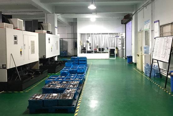 CNC Machining Supplier