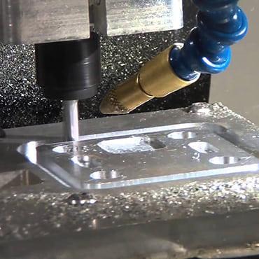 Aluminium CNC Machining Image 3