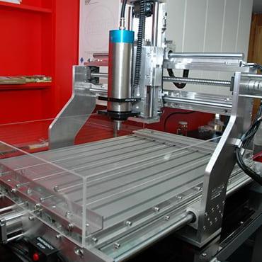 CNC Aluminum Parts Image 6