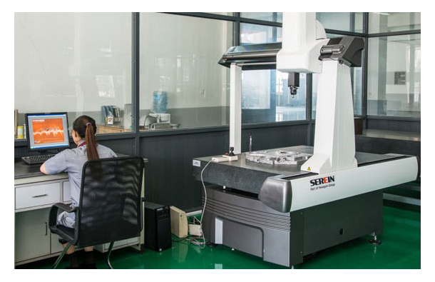 CNC Drilling Video Image