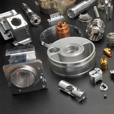 CNC Machine Parts Image 2