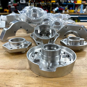 CNC Machined Parts Image 4