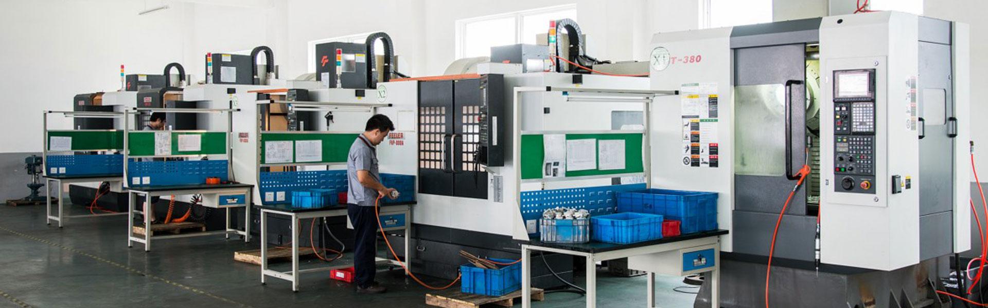 CNC Machining Factory China
