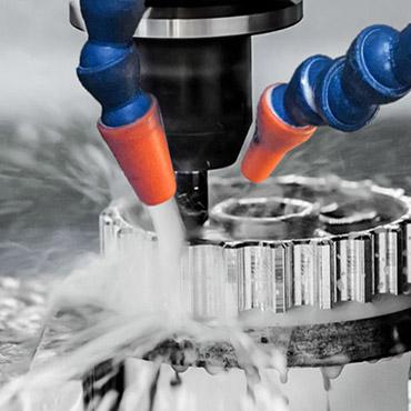 CNC Machining Prototype Service Image 2