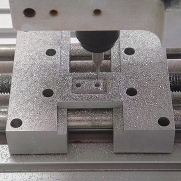CNC Milling Aluminum Image 1