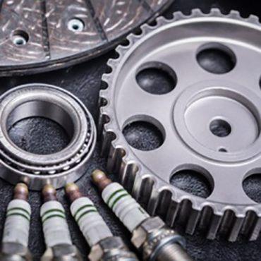 CNC Milling Machine Components Image 10