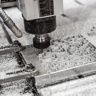CNC Milling Machine Shop Image 11
