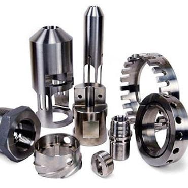 CNC Precision Components Image 4