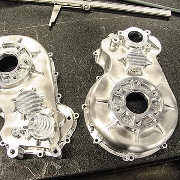 Machined Aluminum Parts Image 8