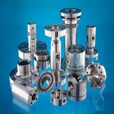 5-Axis CNC Parts Image 3