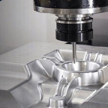 CNC Aluminum Machining Image 6