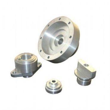 CNC Lathe Machine Parts Image 1