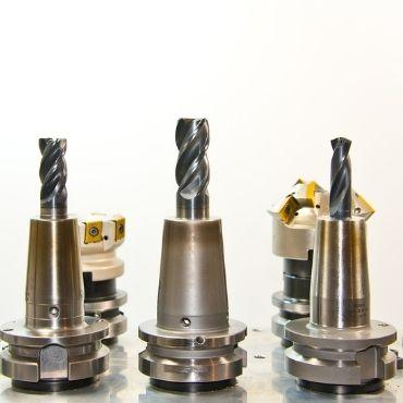 CNC Lathe Machine Parts Image 2