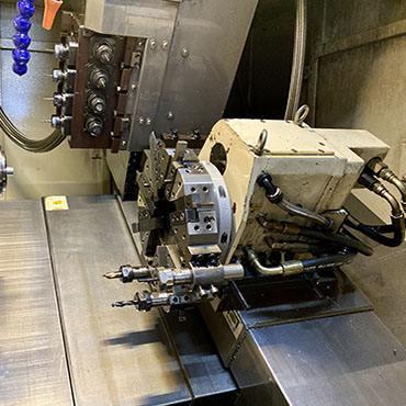CNC Lathe Machining Parts Image 1