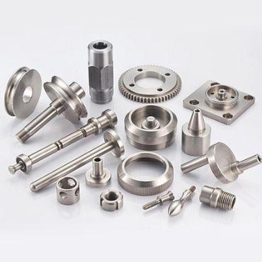 CNC Lathe Machining Parts Image 4