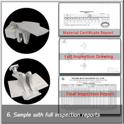 CNC Lathing Parts Production Flow Image 6