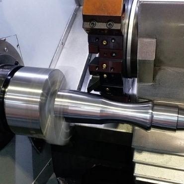 CNC Lathing Stainless Steel Image 5