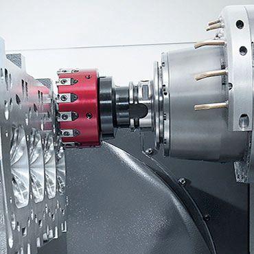 CNC Machine Parts Image 9