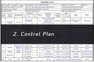 CNC Machined Parts Process Control Image 2