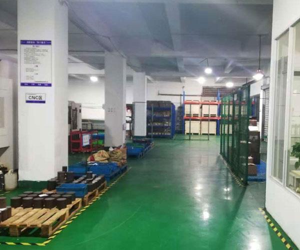 CNC Machining Services Supplier Workshop Image 8