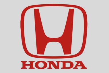 CNC Metal For Honda Logo 3