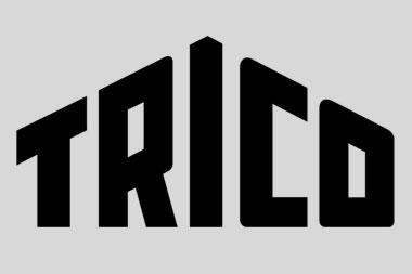 CNC Metal For Trico Logo 4