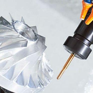 CNC Metal Machining Image 1