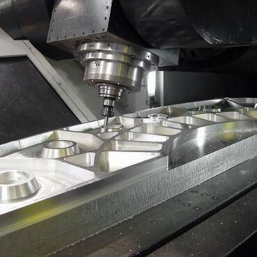 CNC Milling Aluminum Image 4