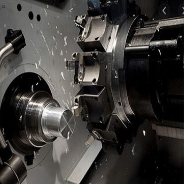 CNC Milling and Turning Image 6