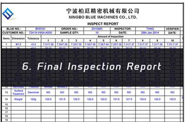 CNC Parts Process Control Image 6
