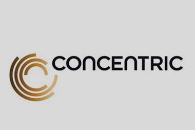 CNC Plastic Machining For Concentric Logo 5