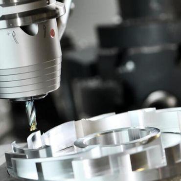 CNC Prototype Machining Image 2