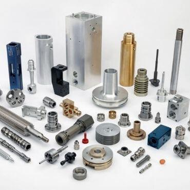 CNC Prototype Parts Image 5