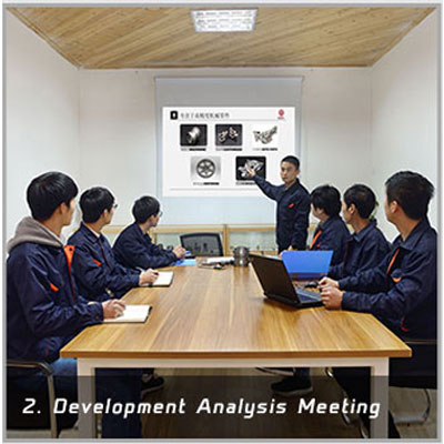 CNC Prototyping Production Flow Image 2