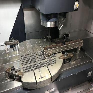 CNC Titanium Machining Image 9