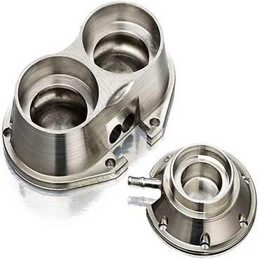 Custom CNC Machined Parts Image 4