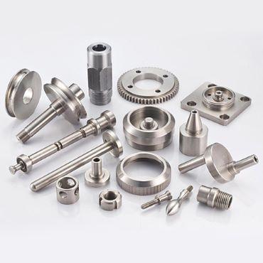 Custom CNC Parts Image