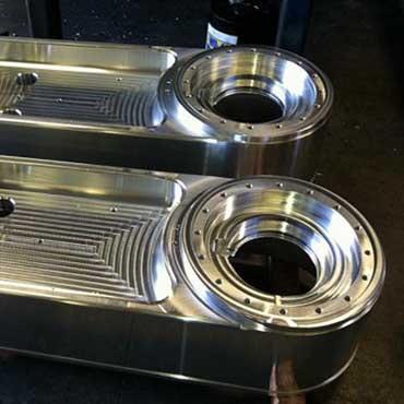 Custom Milled Aluminum Image 8
