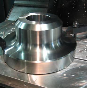 Custom Titanium Machining Image 1