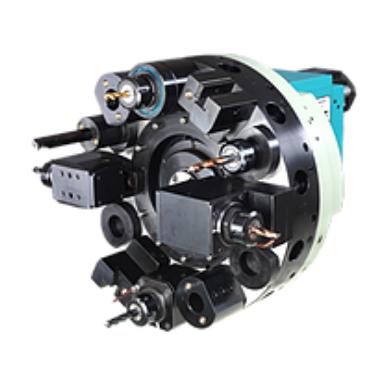 Fig4 - CNC Turret Machining