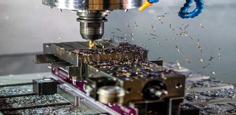 Fig5 - CNC Milling Process