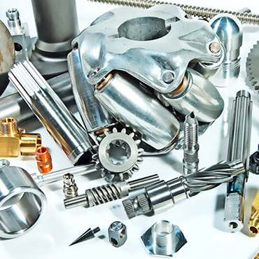 Machined Metal Parts Image 8