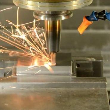 Metals CNC Milling Image 11-1