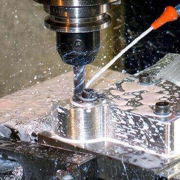 Metals CNC Milling Image 8