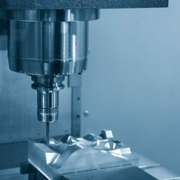 Stainless Steel CNC Machining Services Image 1