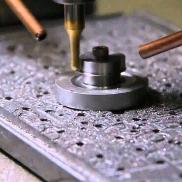 Stainless Steel CNC Milling Image 2