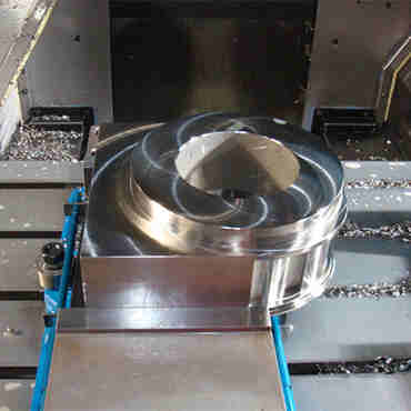 Stainless Steel CNC Milling Image 6