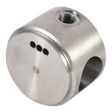 Titanium CNC Machining Image 4 4