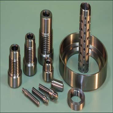 Titanium CNC Service Image 7-1