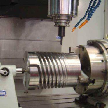4-Axis CNC Machining Image 2